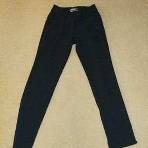 Women's Black Nike Golf Pants Size 0